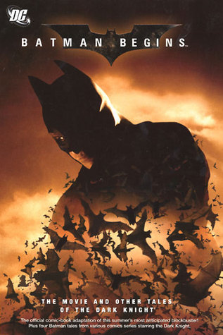 Batman Begins by Scott Beatty
