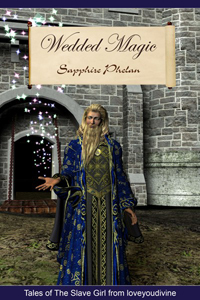 Wedded Magic by Sapphire Phelan