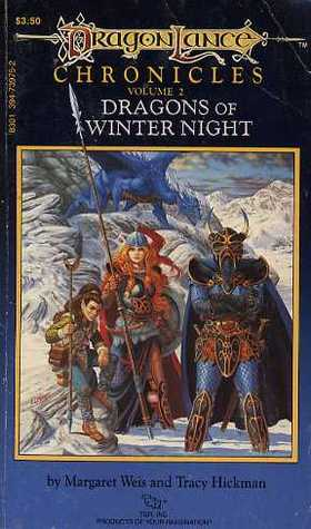 Dragons of Winter Night (Dragonlance: Chronicles #2)