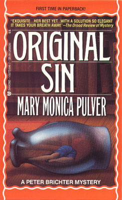 Original Sin by Mary Monica Pulver