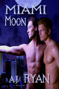 Miami Moon by A.J. Ryan