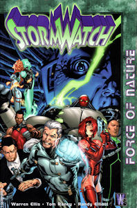 StormWatch, Vol. 1 by Warren Ellis