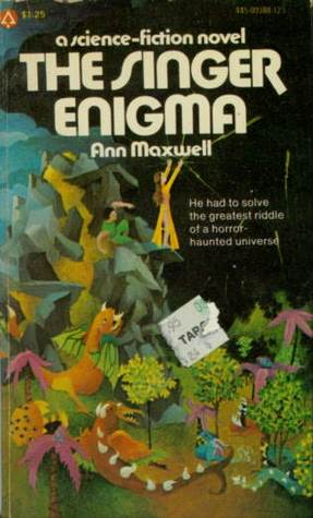 The Singer Enigma by Ann Maxwell
