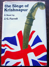 The Siege of Krishnapur by J.G. Farrell