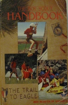 Boy Scout Handbook Trail to Eagle