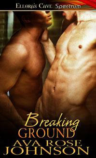 Breaking Ground by Ava Rose Johnson