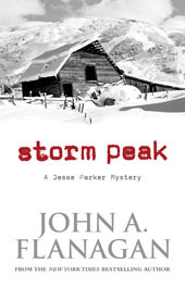 Storm Peak by John A. Flanagan