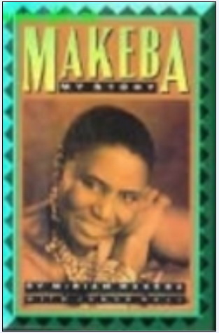 Makeba by Miriam Makeba