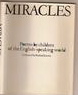 Miracles by Richard    Lewis