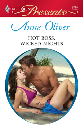 Hot Boss, Wicked Nights (Undressed by the Boss #6) by Anne Oliver