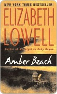 Amber Beach by Elizabeth Lowell