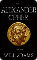 The Alexander Cipher (Daniel Knox, #1)