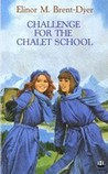 Challenge for the Chalet School (The Chalet School, #59)