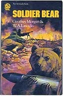 Soldier Bear by Geoffrey  Morgan