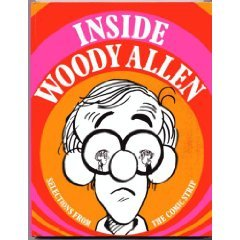 Inside Woody Allen Selections From The Comic Strip by Stuart E. Hample