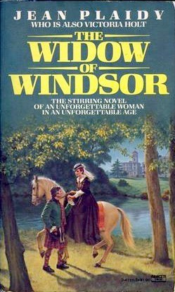 The Widow of Windsor by Jean Plaidy