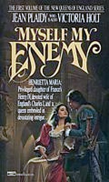 Myself, My Enemy by Jean Plaidy