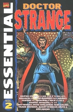 Essential Doctor Strange, Vol. 2 by Roy Thomas