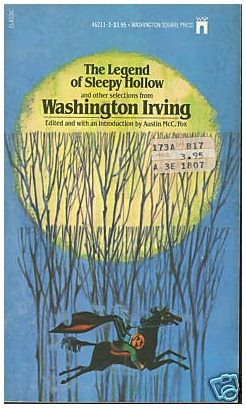 The Legend Of Sleepy Hollow And Other Selections From Washing... by Washington Irving