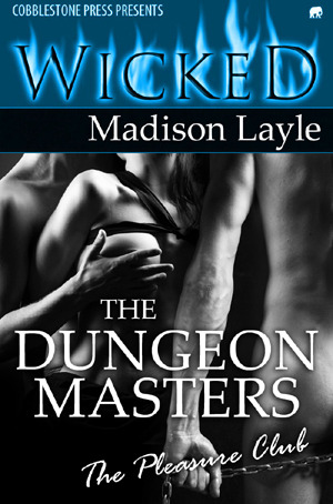 The Dungeon Masters (The Pleasure Club Vol.8)