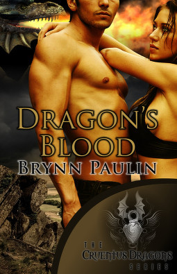 Dragon's Blood by Brynn Paulin