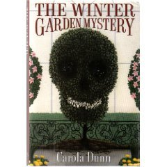 The Winter Garden Mystery by Carola Dunn