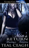 Mia's Return (Destiny's Trinities, #2)