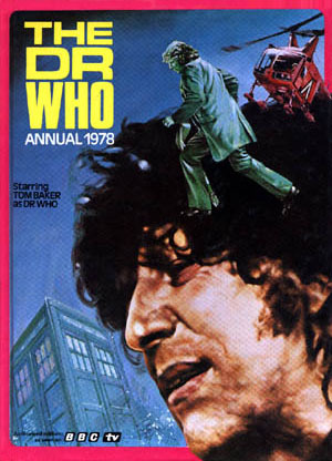 The Dr Who Annual 1978