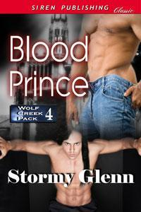 Blood Prince by Stormy Glenn