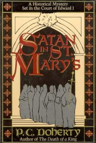 Satan in St Mary's (Hugh Corbett, #1)