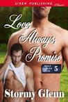 Love, Always, Promise (Wolf Creek Pack, #5)
