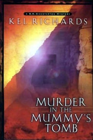 Murder in the Mummy's Tomb by Kel Richards