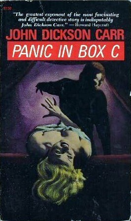 Panic in Box C (Dr. Gideon Fell, #22)
