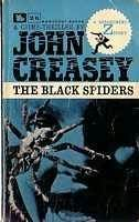 The Black Spiders by John Creasey