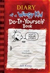 Diary of a Wimpy Kid Do-It-Yourself Book by Jeff Kinney