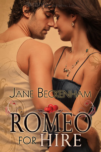 Romeo for Hire by Jane Beckenham