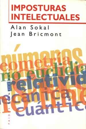 Imposturas Intelectuales by Alan Sokal