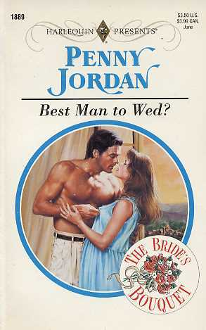 Best Man to Wed? by Penny Jordan