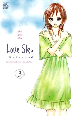 Koizora (Love Sky), Volume 3