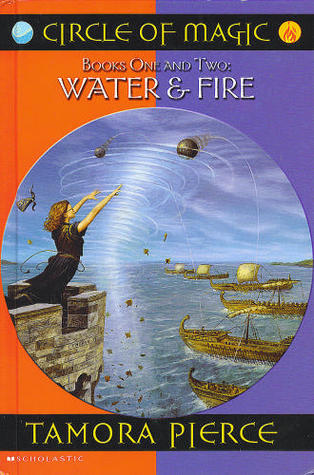 Water & Fire by Tamora Pierce