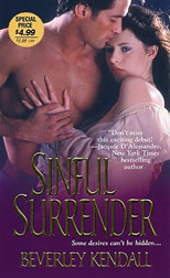 Sinful Surrender (The Elusive Lords #1)