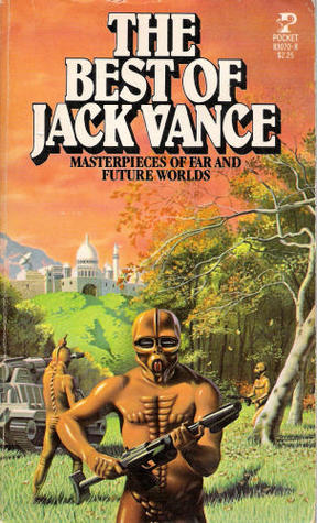 The Best of Jack Vance by Jack Vance