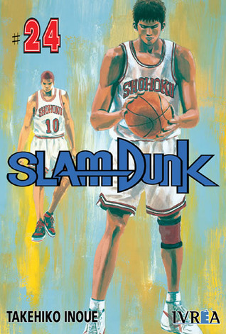 Slam Dunk, Volume 24 by Takehiko Inoue