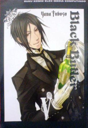 Black Butler, Vol. 5 by Yana Toboso