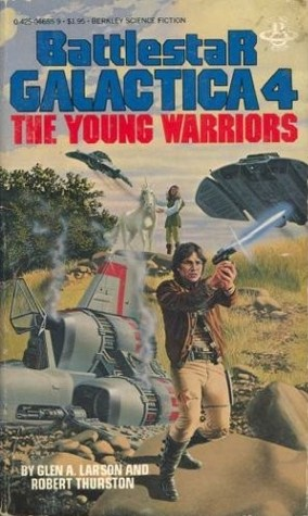 The Young Warriors (Battlestar Galactica, Book 4)