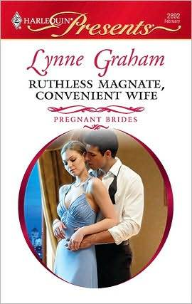 Ruthless Magnate, Convenient Wife (Pregnant Brides, #2) by Lynne Graham