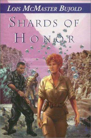Shards of Honor [With Earbuds]