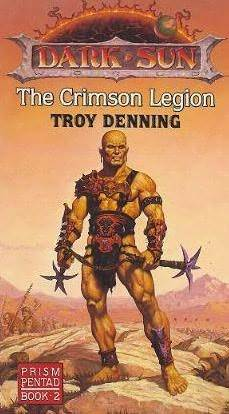 The Crimson Legion by Troy Denning