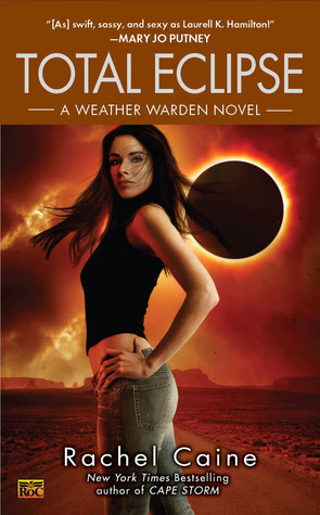 Total Eclipse (Weather Warden, #9)