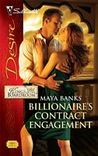 Billionaire's Contract Engagement (Silhouette Desire, #2001)